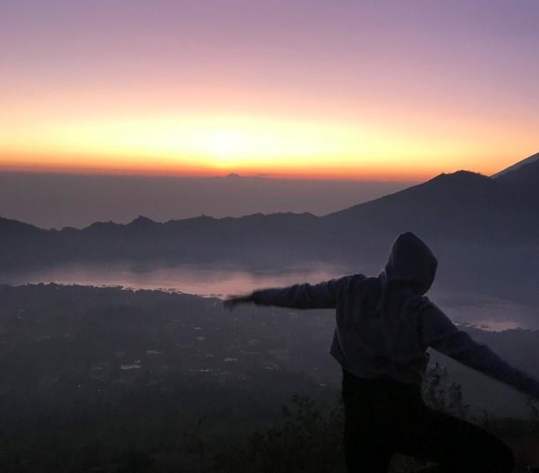 Bali Sonnenaufgang 2