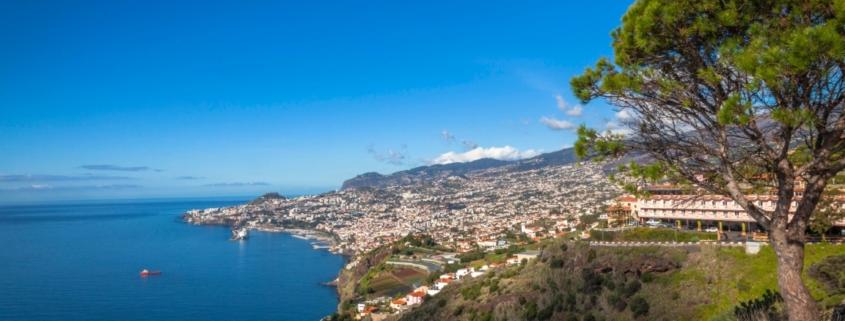 Funchal Hauptstadt Madeiras