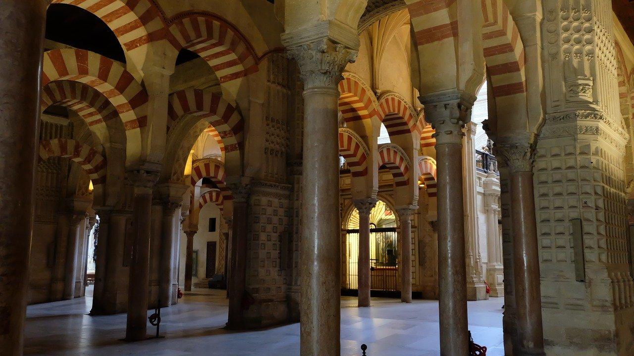 Geschichtstraechtiges Cordoba Mezquita