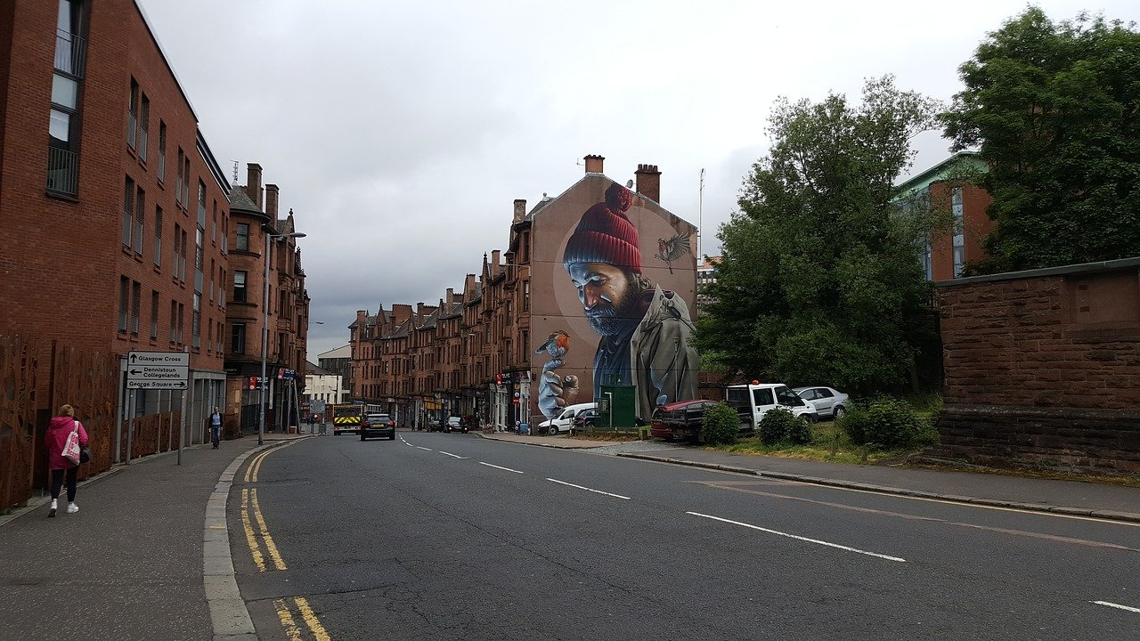 Glasgows Mural Trail Mann