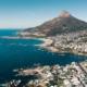 Kapstadt eine der schoensten Staedte weltweit