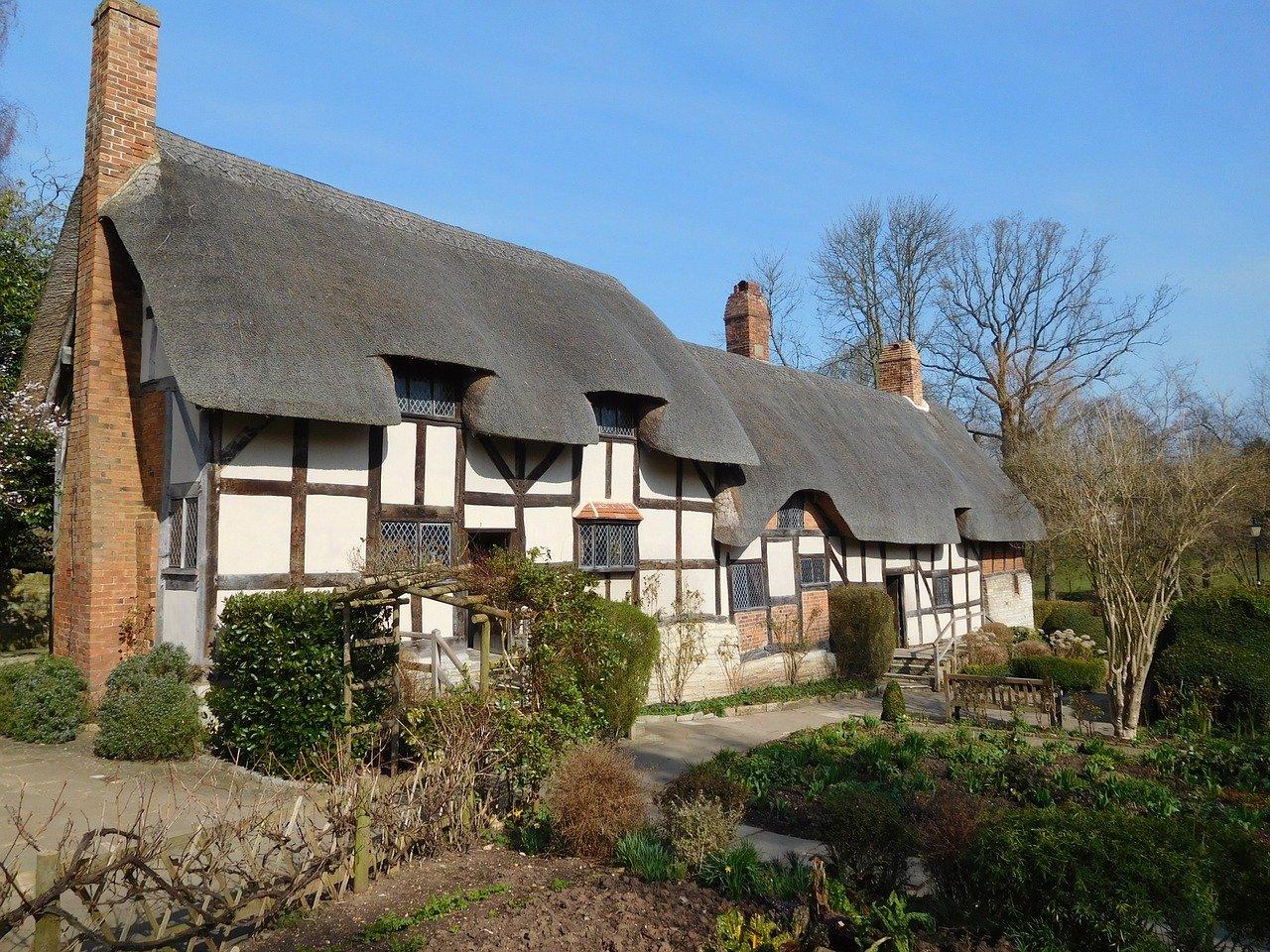 Stratford upon Avon Anne Hathaways Cottage