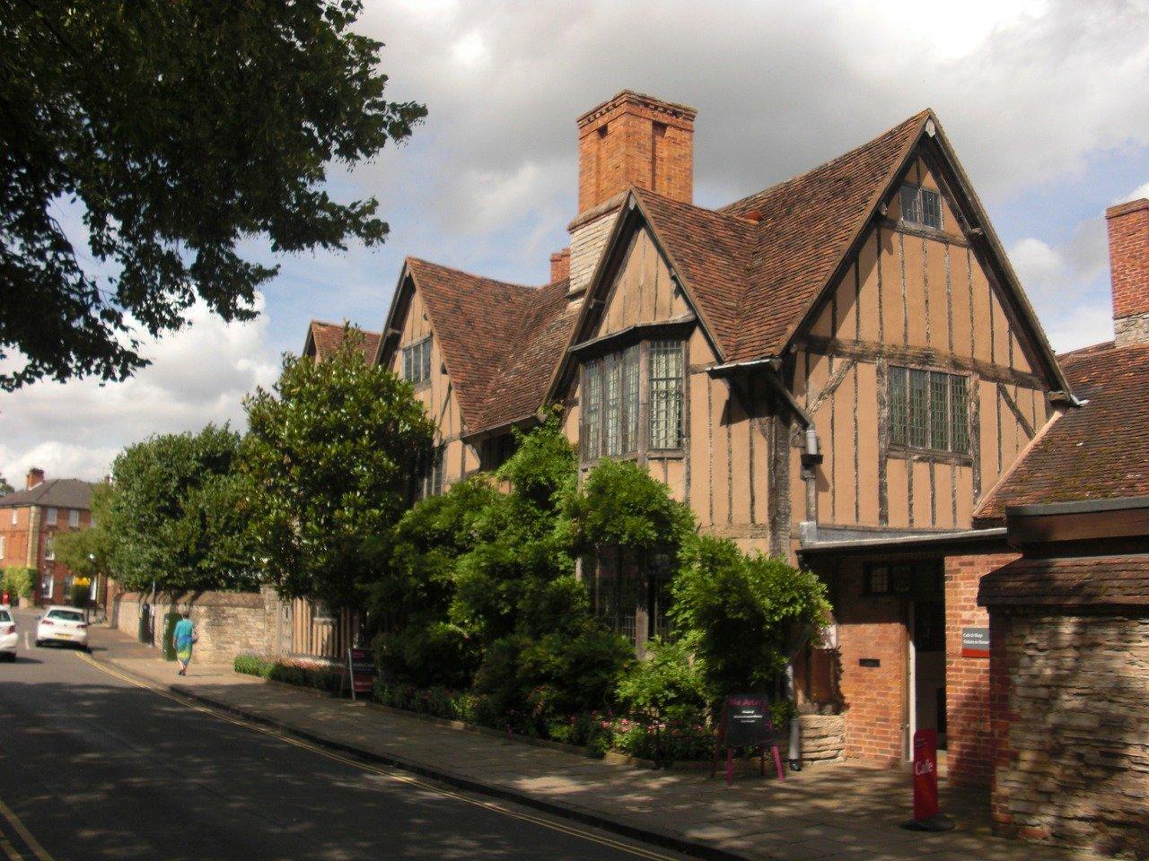 Stratford upon Avon Halls Croft