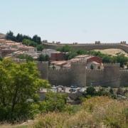 UNESCO Weltkulturerbe Avila