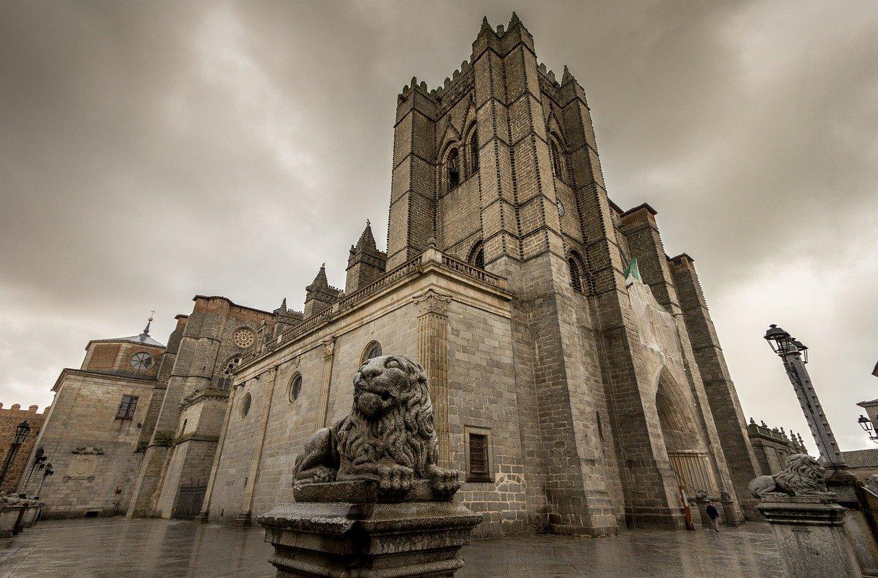 UNESCO Weltkulturerbe Avila Kathedrale